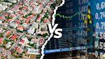 שוק ההון מול שוק הנדלן: איפה תרוויחו יותר?