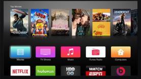 """אפל TV, צילום: יח""""צ"""