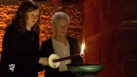 עצרת הפתיחה לציון יום הזיכרון לשואה ולגבורה, צילום: יד ושם