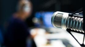 אולפן רדיו, צילום: iStock