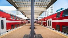 תחנת רכבת, צילום: רכבת ישראל