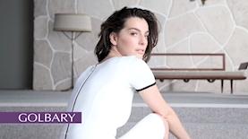 איילת זורר בקמפיין של גולברי, צילום: מסך