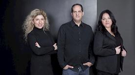 בנאי, דן ואורן, צילום: יחצ