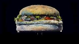 קמפיין בורגר קינג, צילום: מסך מיוטיוב