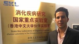 """שניר זנו, מנכ""""ל קבוצת Aid Genomics, צילום: Genomics AID"""