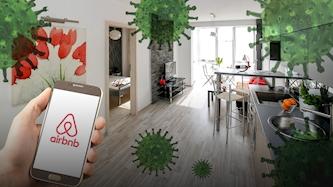 Airbnb, קורונה, צילום: pixabay