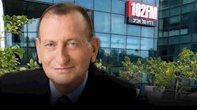 רון חולדאי, רדיו 102FM, צילום: מתוך עמודי הפייסבוק של רון חולדאי ורדיו תל אביב 102FM