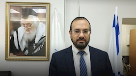 ראש מועצת קרית יערים יצחק רביץ, צילום: דודי אביטן