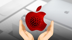 אפל תורמת למאבק בקורונה, צילום: freepik, pixabay, unsplash
