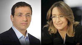 אילנה דיין, רביב דרוקר, צילום: טוויטר כאן 11, ויקיפדיה