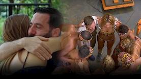 הישרדות VIP, חתונה ממבט ראשון, צילום: מסך רשת 13, מסך קשת 12