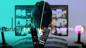 סלקום tv Partner ,tv, צילום: pixabay, אתר סלקום ופרטנר