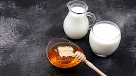 חלב ודבש