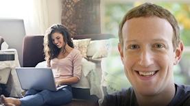 מארק צוקרברג, עבודה מהבית, צילום: פייסבוק, pexels