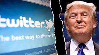טראמפ נגד טוויטר, צילום: istock, Gage Skidmore