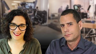 גל תורג'מן, יעל בר יעקב, צילום: יחצ