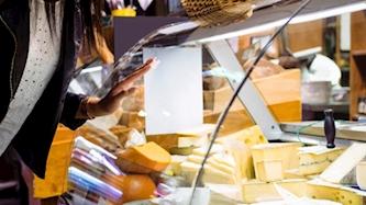מעדניית מוצרי חלב, צילום: freepik