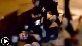 תיעוד השוטרים, צילום: מתוך טוויטר
