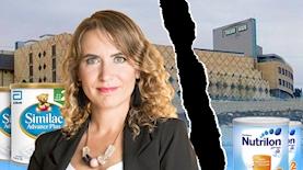 """אפרת סלע-איתמר, מנכ""""לית דה לידרס, צילום: נתי גולד, ויקיפדיה, פייסבוק/ סימילק,NutriClub"""