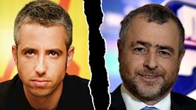שמעון ריקלין, דרור גלוברמן, צילום: פייסבוק/שמעון ריקלין, אלדד רפאלי
