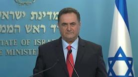 """ישראל כ""""ץ, צילום: מסך קשת 12"""