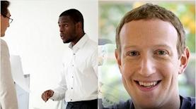 תביעה: פייסבוק מפלה עובדים שחורים, צילום: פייסבוק ו-freepik