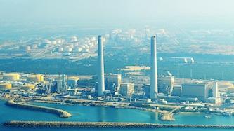 תחנת הכוח אשכול, צילום: ויקיפדיה/עמוס מרון