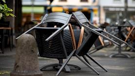 מסעדה סגורה, צילום: unsplash