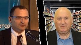 איציק אברכהן, עופר מרום, צילום: סיון פרג', יוטיוב/ המועצה הישראלית לצרכנות