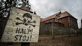 מחנה אושוויץ בגרמניה, צילום: ויקיפדיה