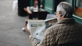 קשישים, צילום: pexels