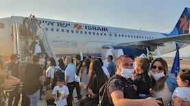 עולים חדשים לישראל מצרפת, צילום: רענן כהן