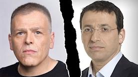 """רביב דרוקר, אראל סג""""ל, צילום: ויקיפדיה, פייסבוק/אראל סגל 103fm"""