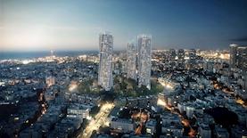 כיכר המדינה הדמייה, צילום: יחצ אתר הפרויקט יסקי מור סיון אדריכלים ומתכנני ערים