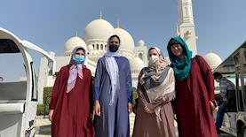 עיתונאיות ישראליות בדובאי