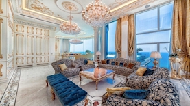 פנטהאוז למכירה על טיילת תל אביב ב-65 מיליון דולר, צילום: mansion global