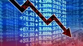 הבורסות האירופיות בנפילה