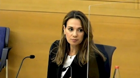 יפעת שאשא ביטון, צילום: מסך ערוץ הכנסת