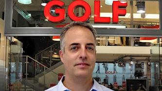 """אלי שפיר, ממלא מקום מנכ""""ל קבוצת גולף"""