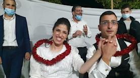 החתונה בגבעת זאב, צילום: צילום מסך, חדשות 13