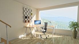 משרד ביתי, צילום: pixabay