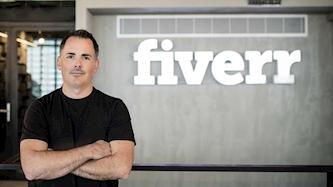 מיכה קאופמן פייבר, צילום: Fiverr יחצ