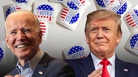 טראמפ, ביידן, צילום: פייסבוק/דונלד טראמפ, ויקיפדיה