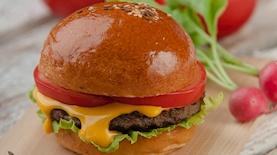 המבורגר טבעוני, צילום: UNSPLASH