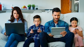 אינטרנט מהיר מכל מכשיר בבית, צילום: שאטרסטוק
