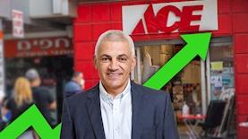 """איציק אוזנה, מנכ""""ל ACE, צילום: נמרוד גניש, פלאש 90/יוסי אלוני"""