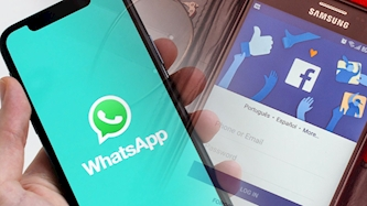 פייסבוק, וואטסאפ, צילום: pexels