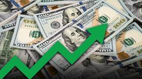 דולרים, צילום: freepik