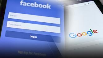 גוגל, פייסבוק, צילום: pexels