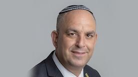 """ראש עיריית לוד, עו""""ד יאיר רביבו, צילום: דוברות עיריית לוד"""